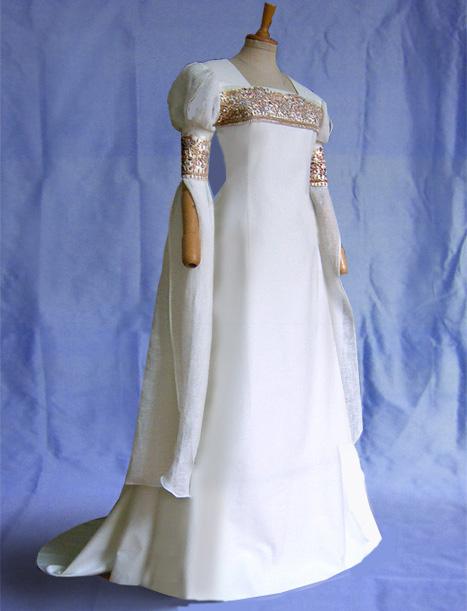 Festgewaender Brautkleider